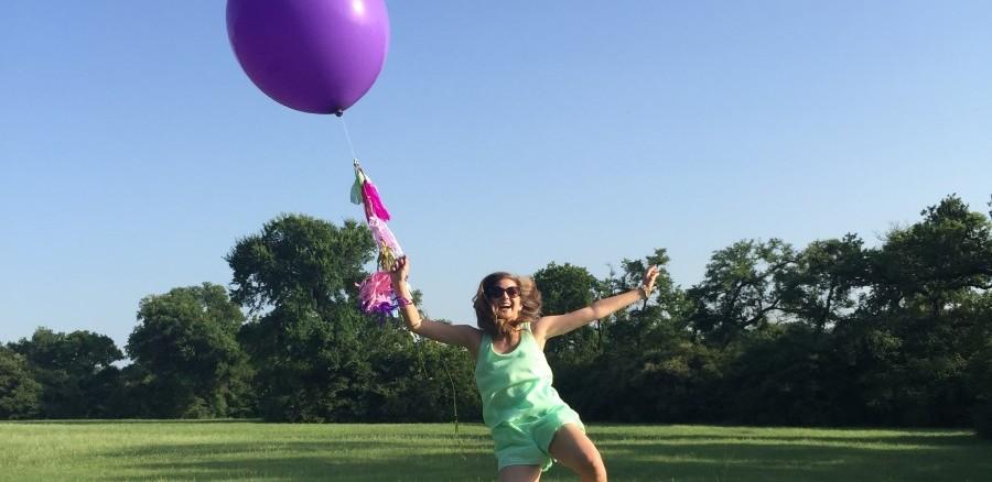 Over-size Balloon, Over-size Fun!