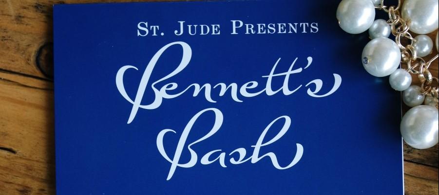 St. Jude's Bennett's Bash 2016