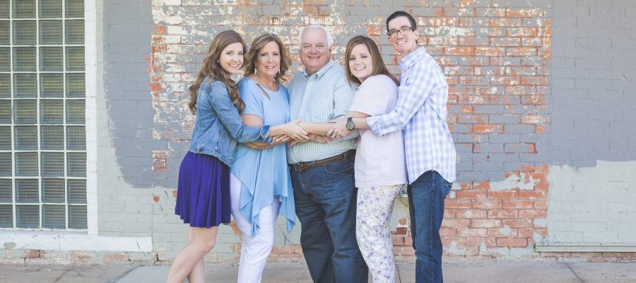 What to wear for family pictures?