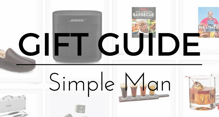 Gift Guide: Simple Man
