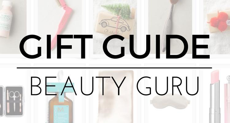 Gift Guide: Beauty Guru