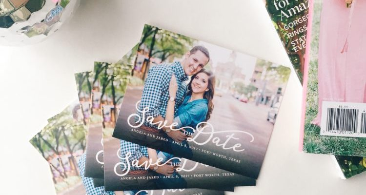 6 Things to Know Before Sending Save The Dates