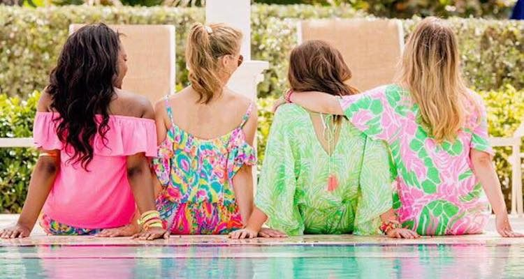 Lilly Pulitzer Spring 2017