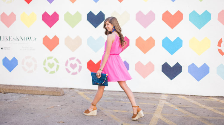 Flattering, Flirty and Pink