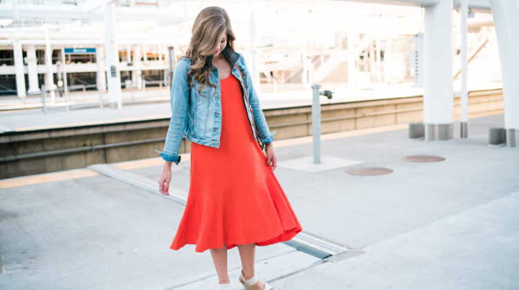 Midis & Maxis and How To Wear Them If You Are Short