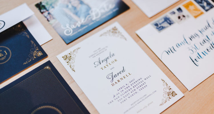 The Do's and Don'ts of Wedding Invitations