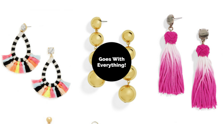 The Best Statement Earrings Under $50