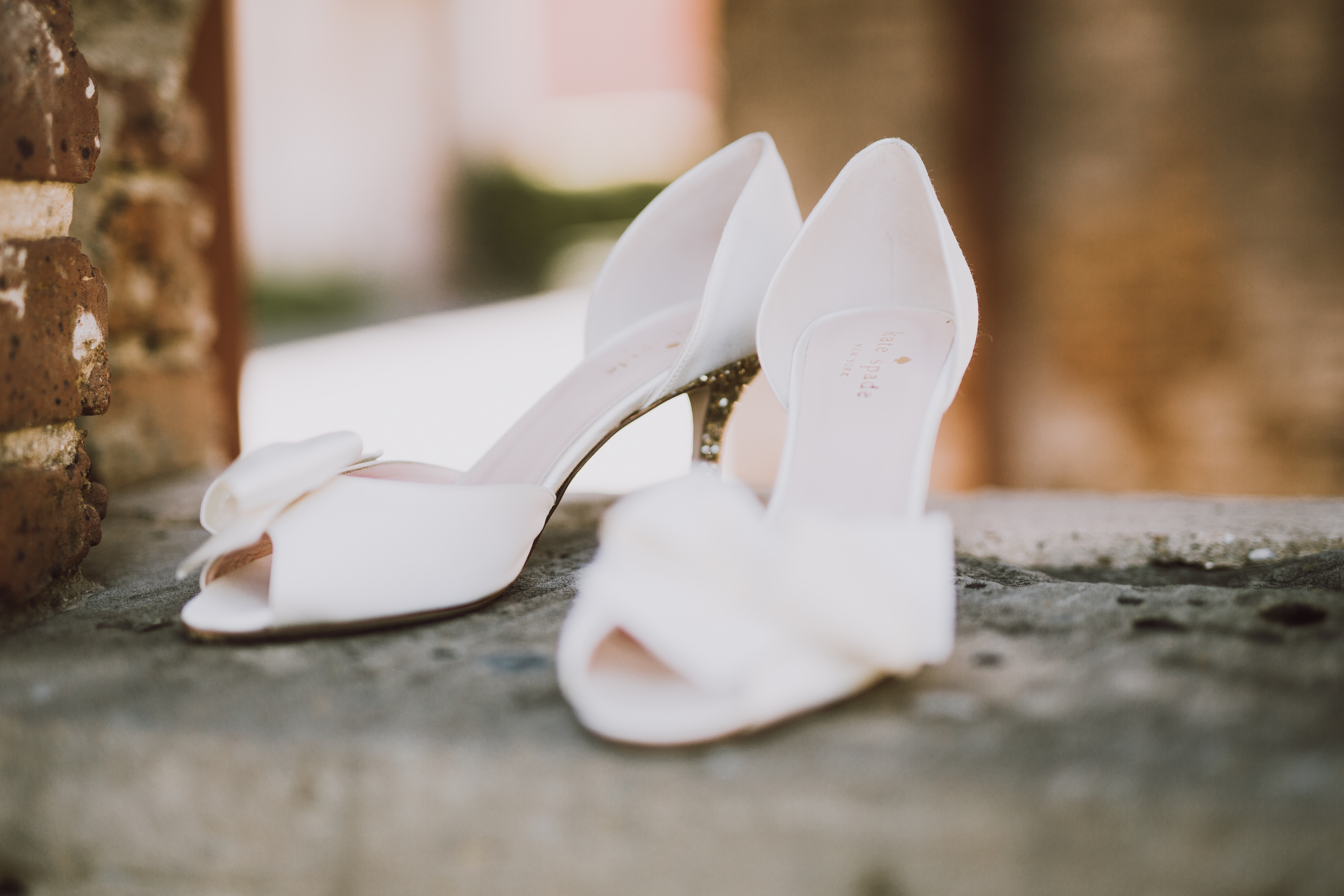Wedding Shoes and Bridesmaids Shoes - Thrifty Pineapple