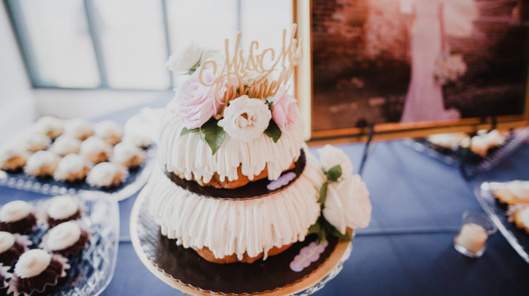 Non-Traditional Wedding Cake Ideas