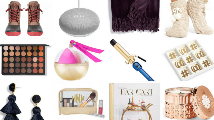 Affordable Gift Guide (Under $25 and Under $50)