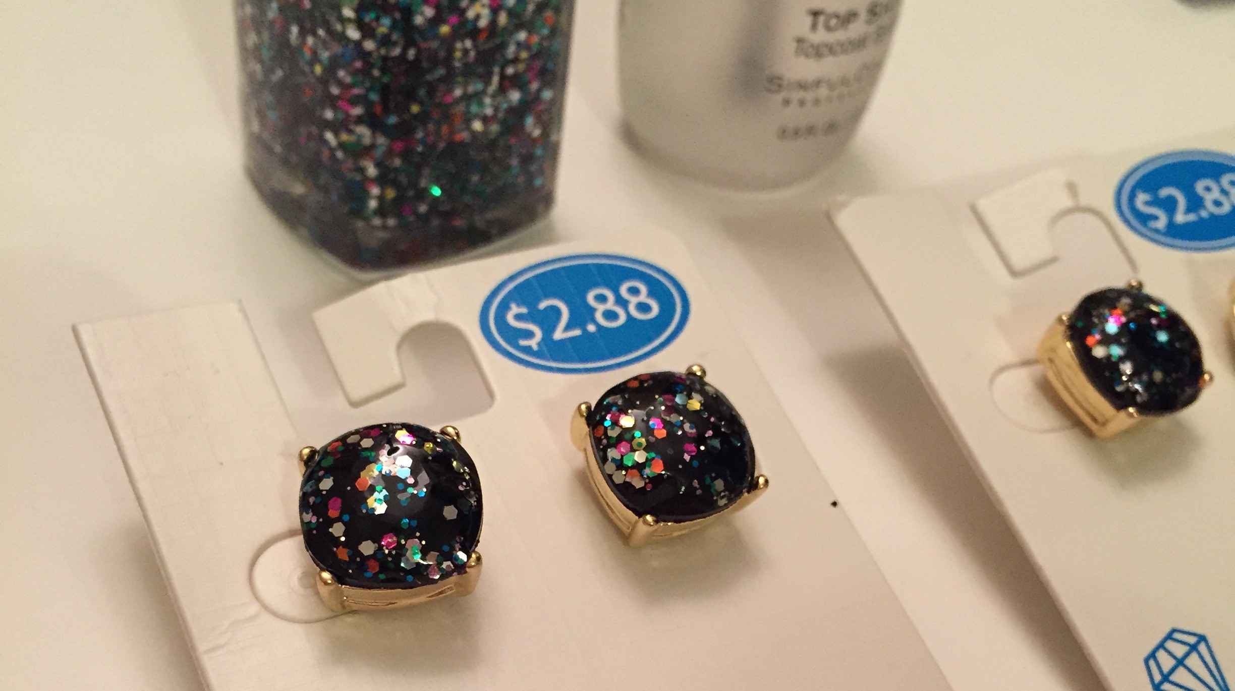 DIY Kate Spade Earrings