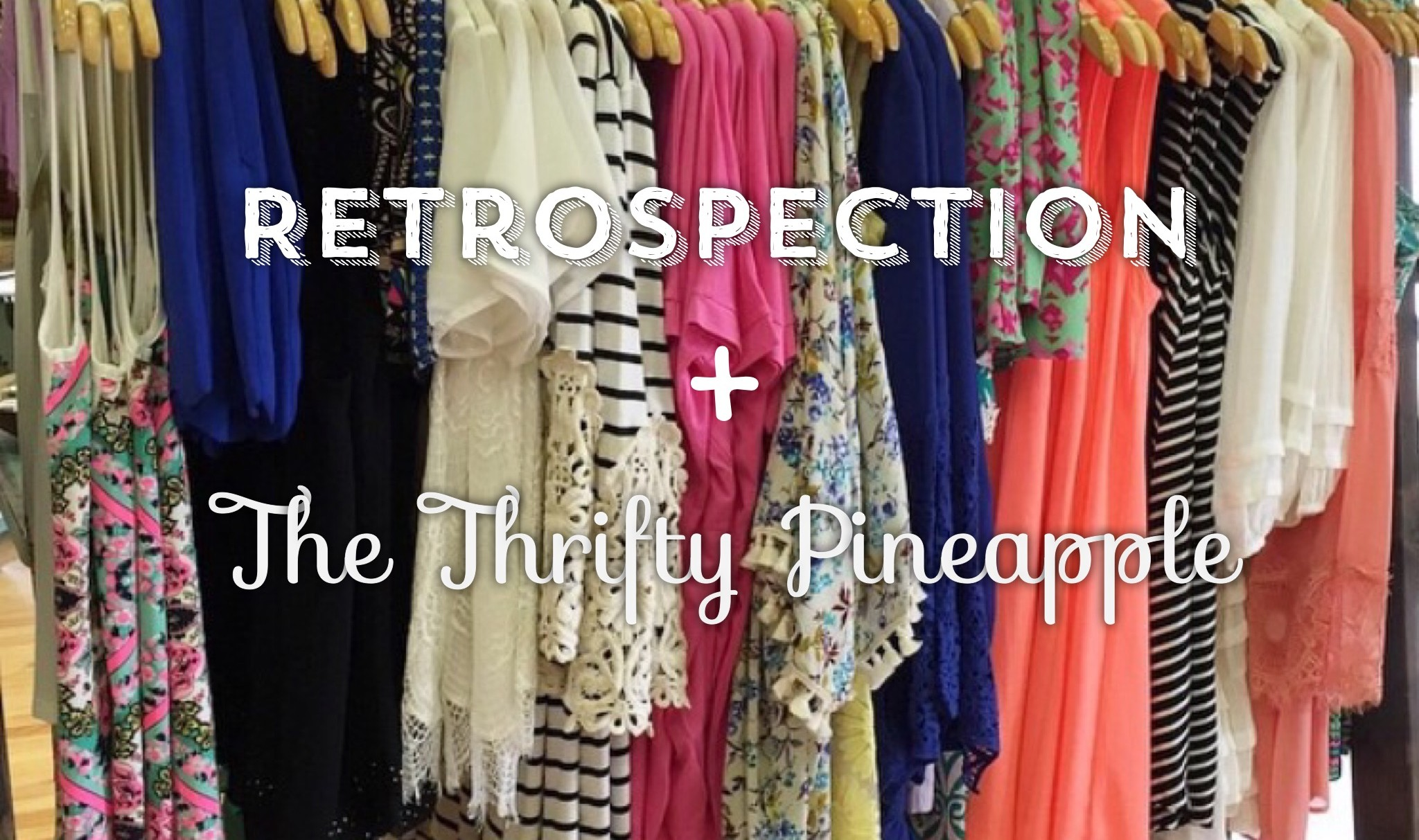 Retrospection + The Thrifty Pineapple