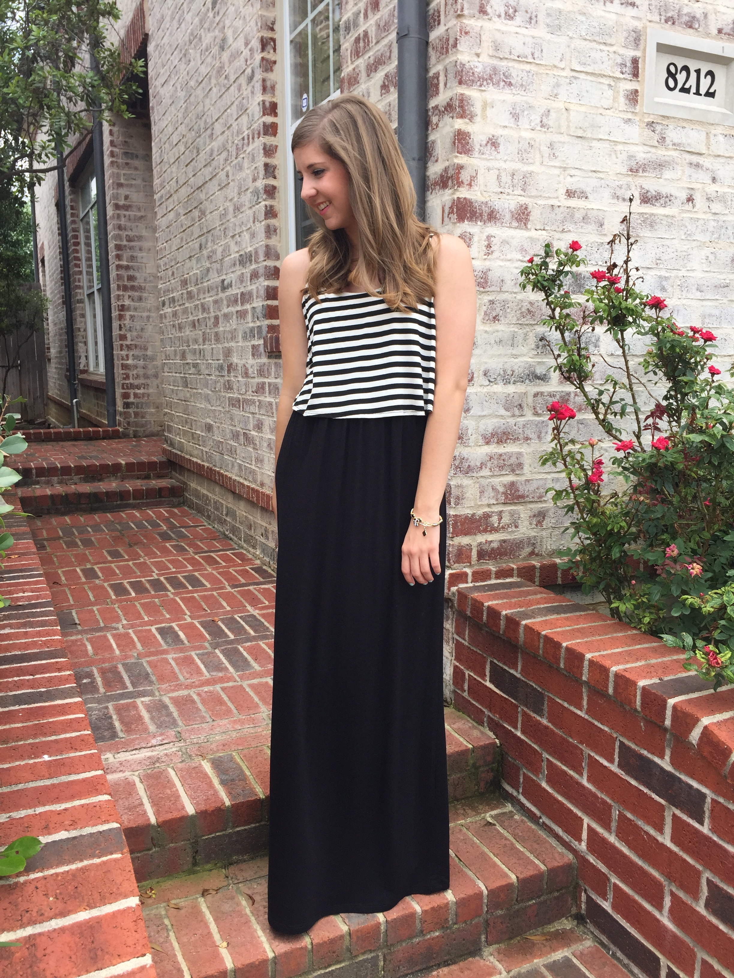Maxi Dress From Mint Julep Boutique