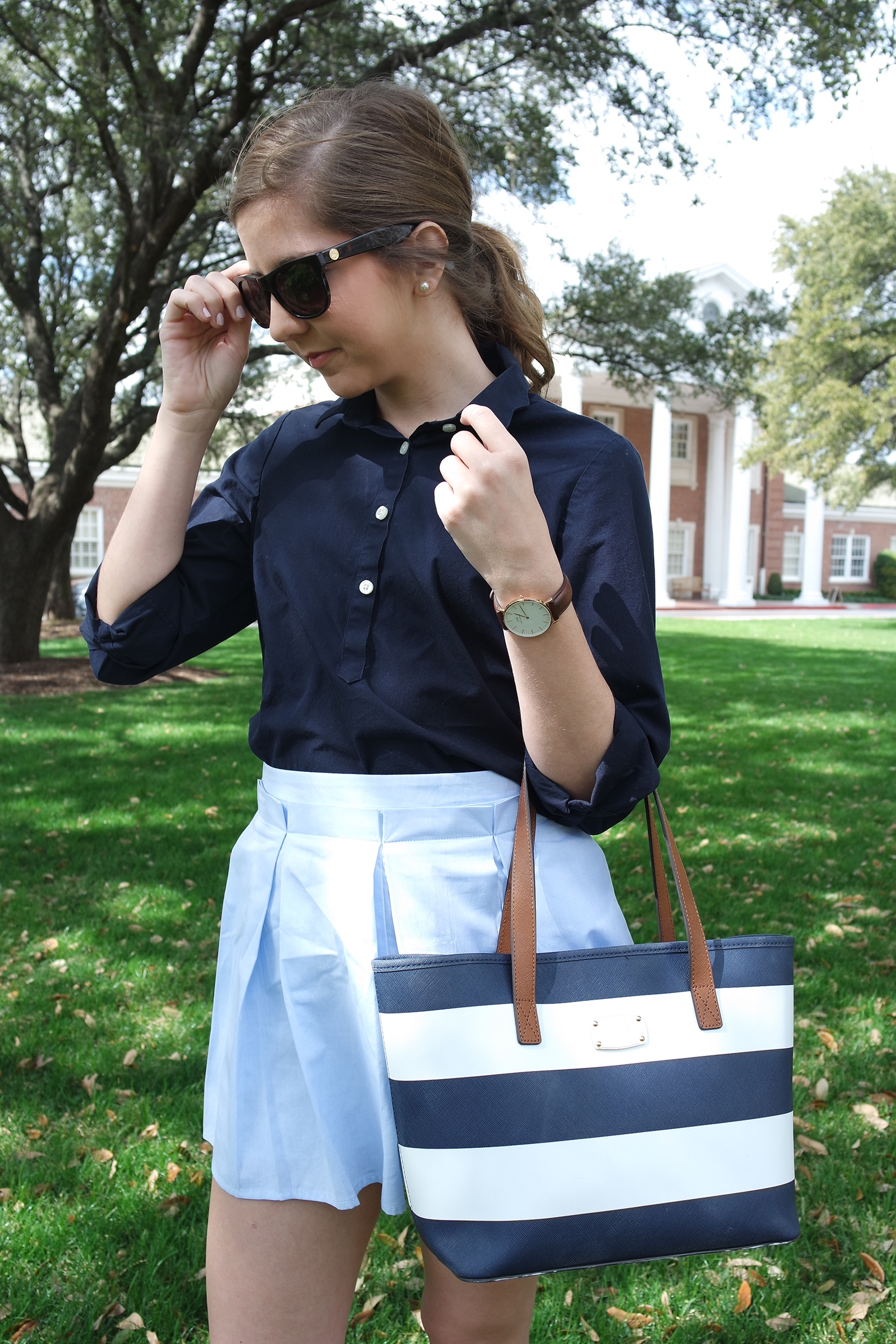 The Ultimate Preppy Look With Southern Proper