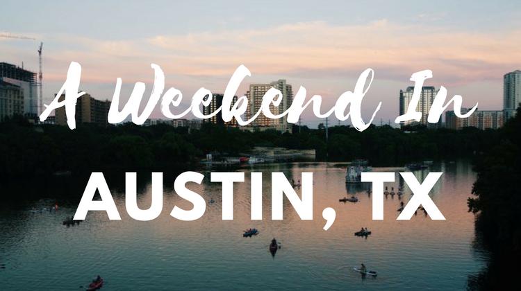 Girls Weekend in Austin TX