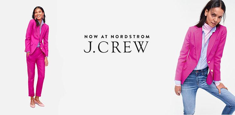 J.Crew + Nordstrom