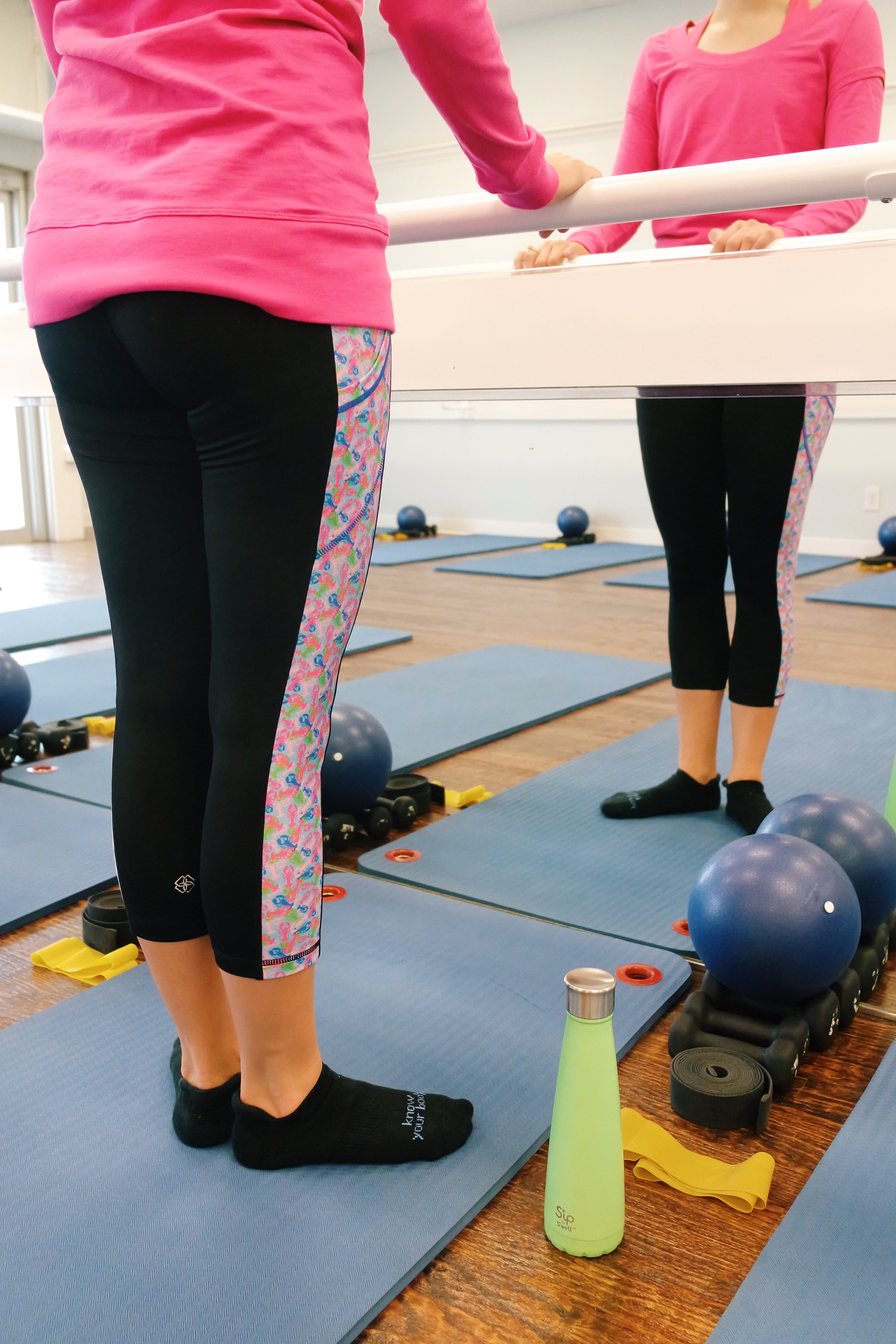 Sweating in Style With Smart Barre