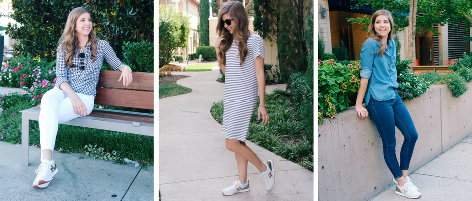 How To Style Sneakers 3 Ways