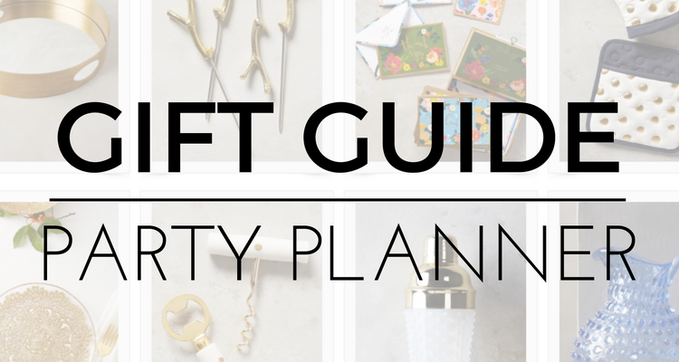Gift Guide: Party Planner