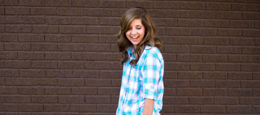 Lauren James Flannel