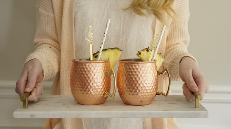Pineapple Mule Recipe
