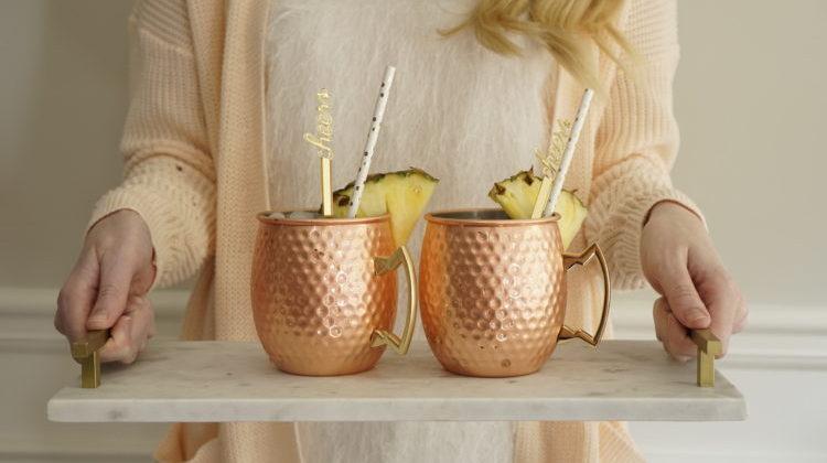 Pineapple Mule Recipe