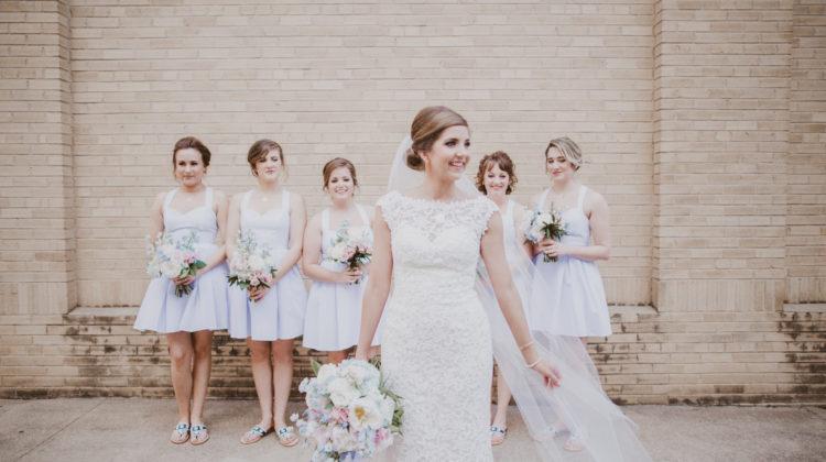 Lauren James Bridesmaids Dresses