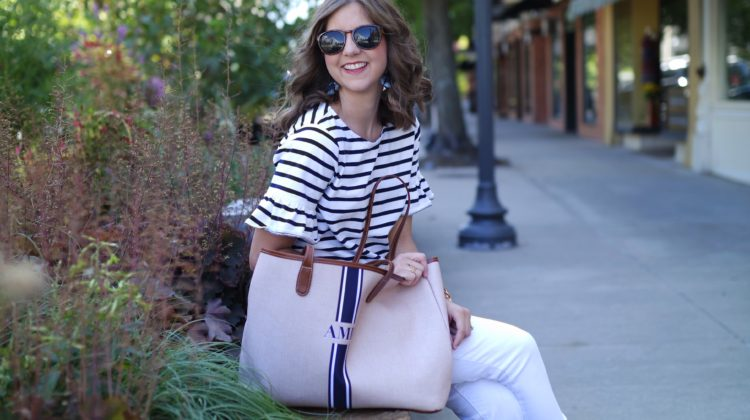 The Perfect Carry-On Bag – Barrington Gifts St. Anne Tote