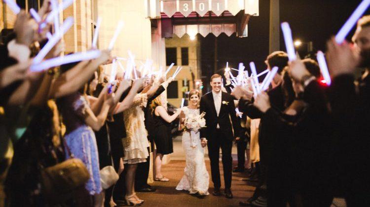 Wedding Exit Send Off