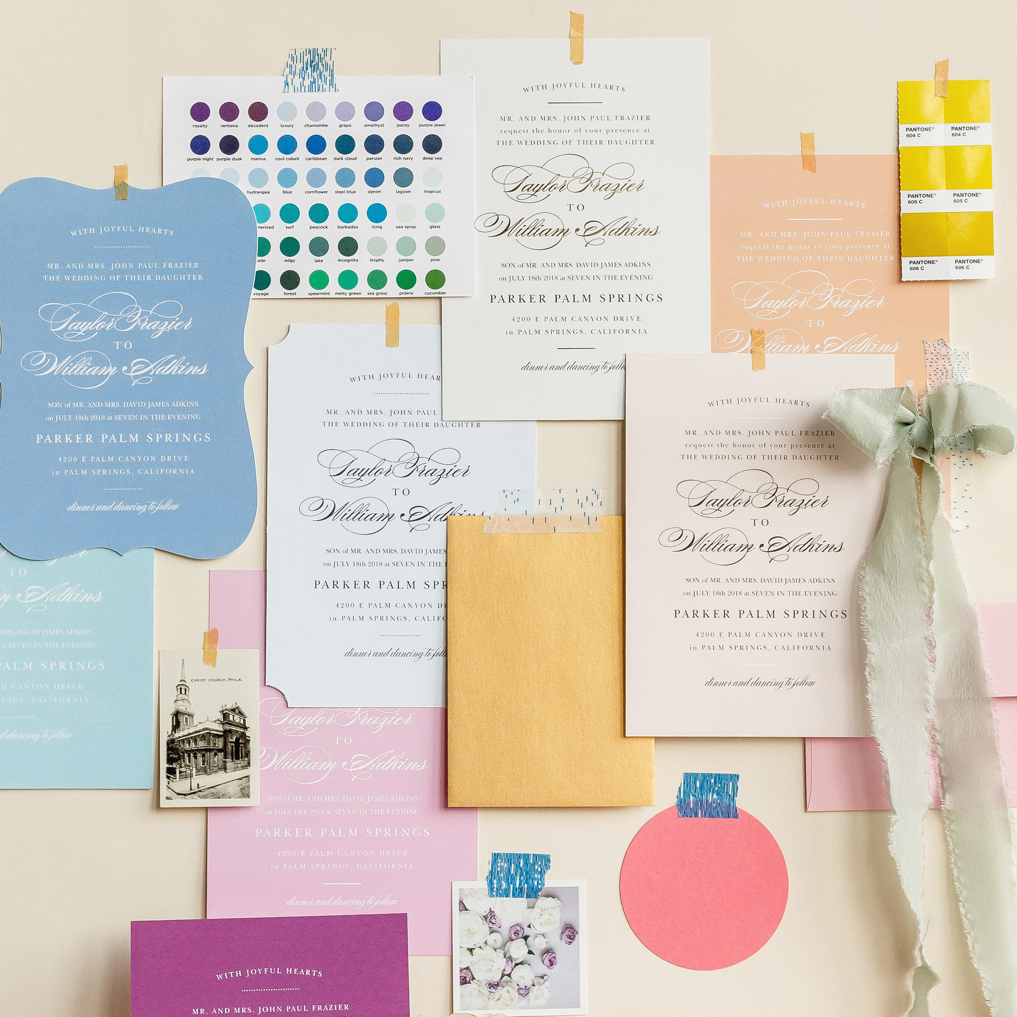 Let's Talk About Wedding Invitations