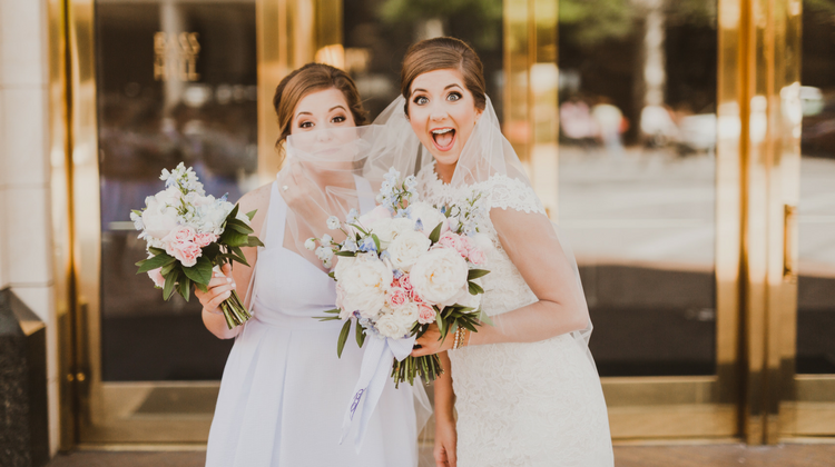 Why Your Sister Should Be Your Maid of Honor
