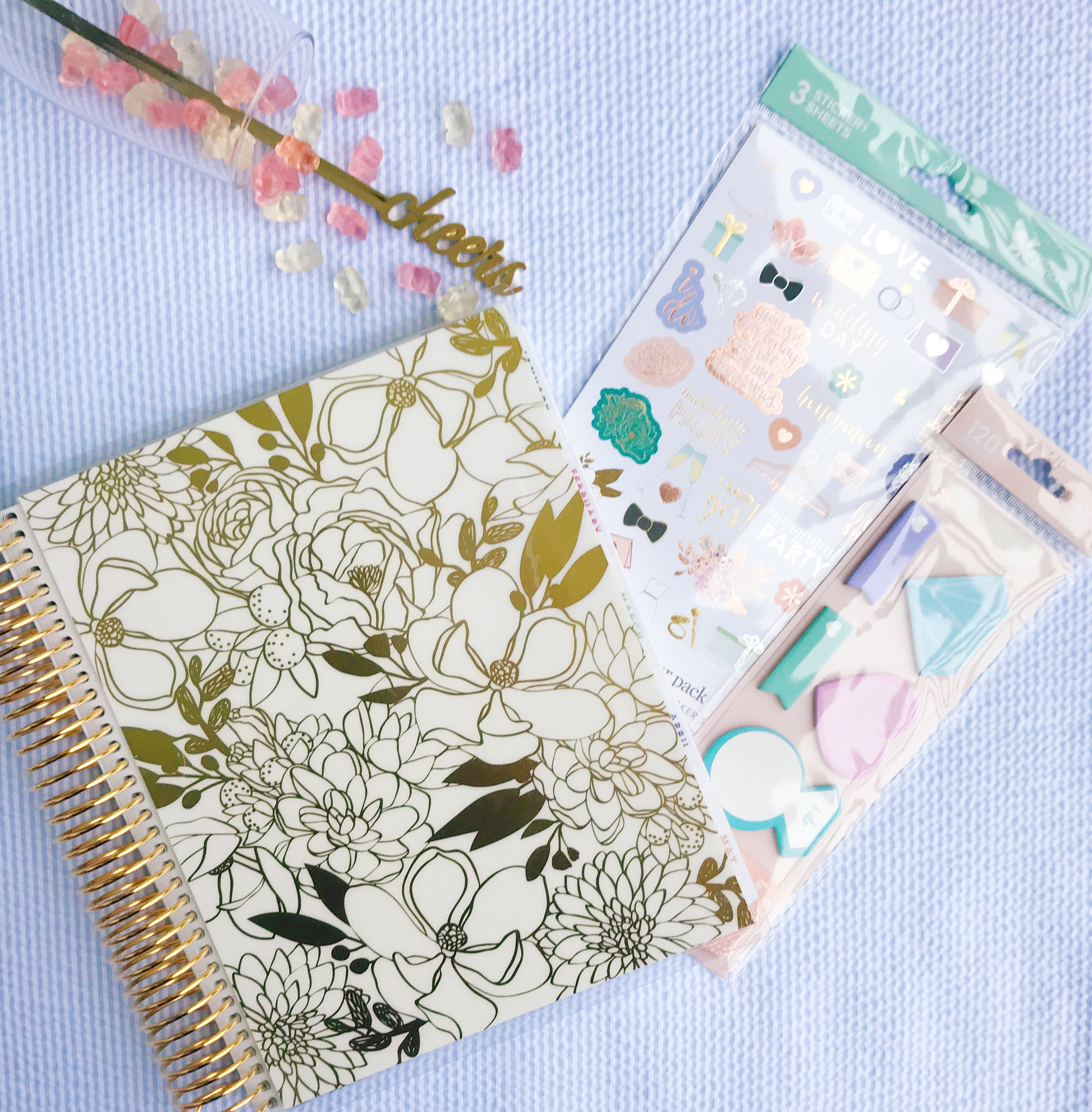 Erin Condren Wedding Planner Review