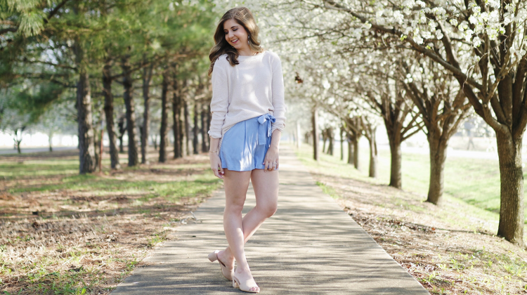 A Full Spring Outfit For Under $75