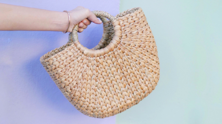 Affordable Wicker Bags and How To Style Them