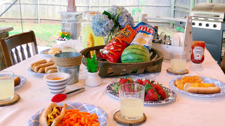 Suns Out – Grill Out: Summer BBQ Party Idea