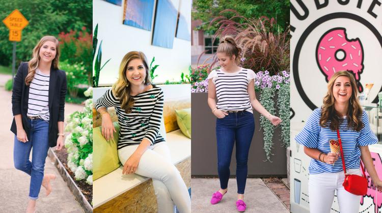 9 Ways To Style Stripes
