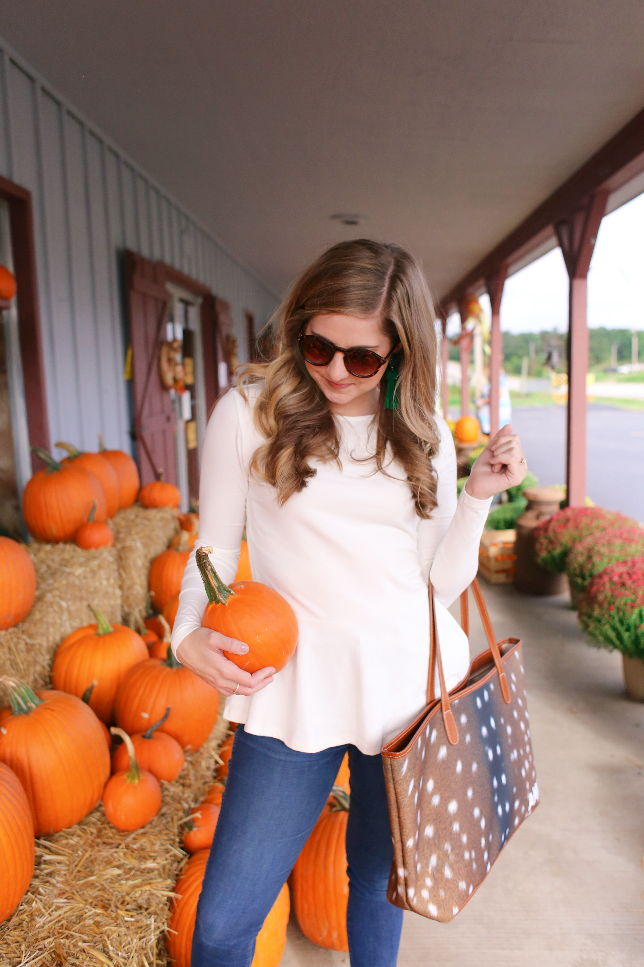 Pumpkin Patch Outfit Inspiration