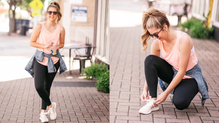Casual Athleisure Look with Adidas