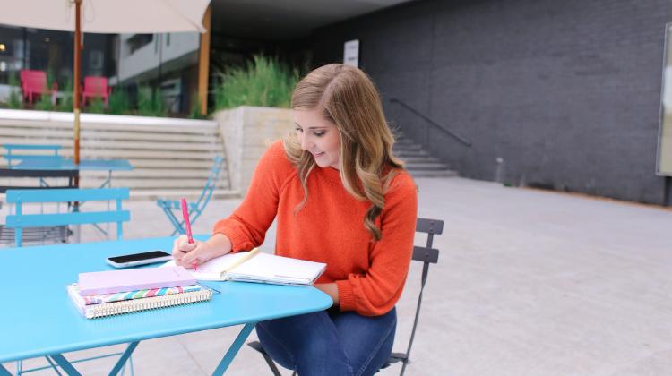 Erin Condren Notebook Review