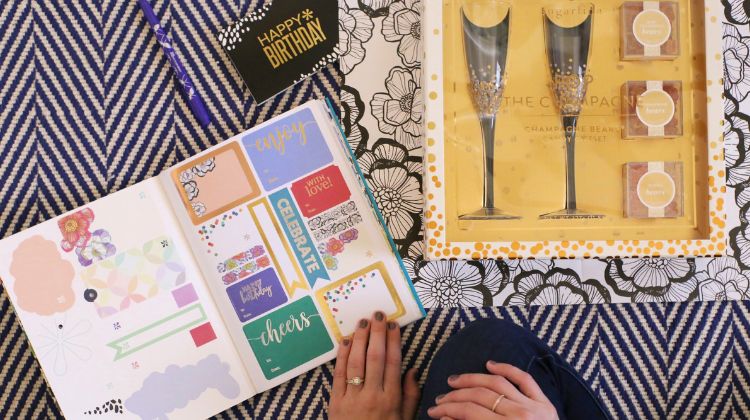 Gifting On The Go With The Erin Condren Gift Wrap Book