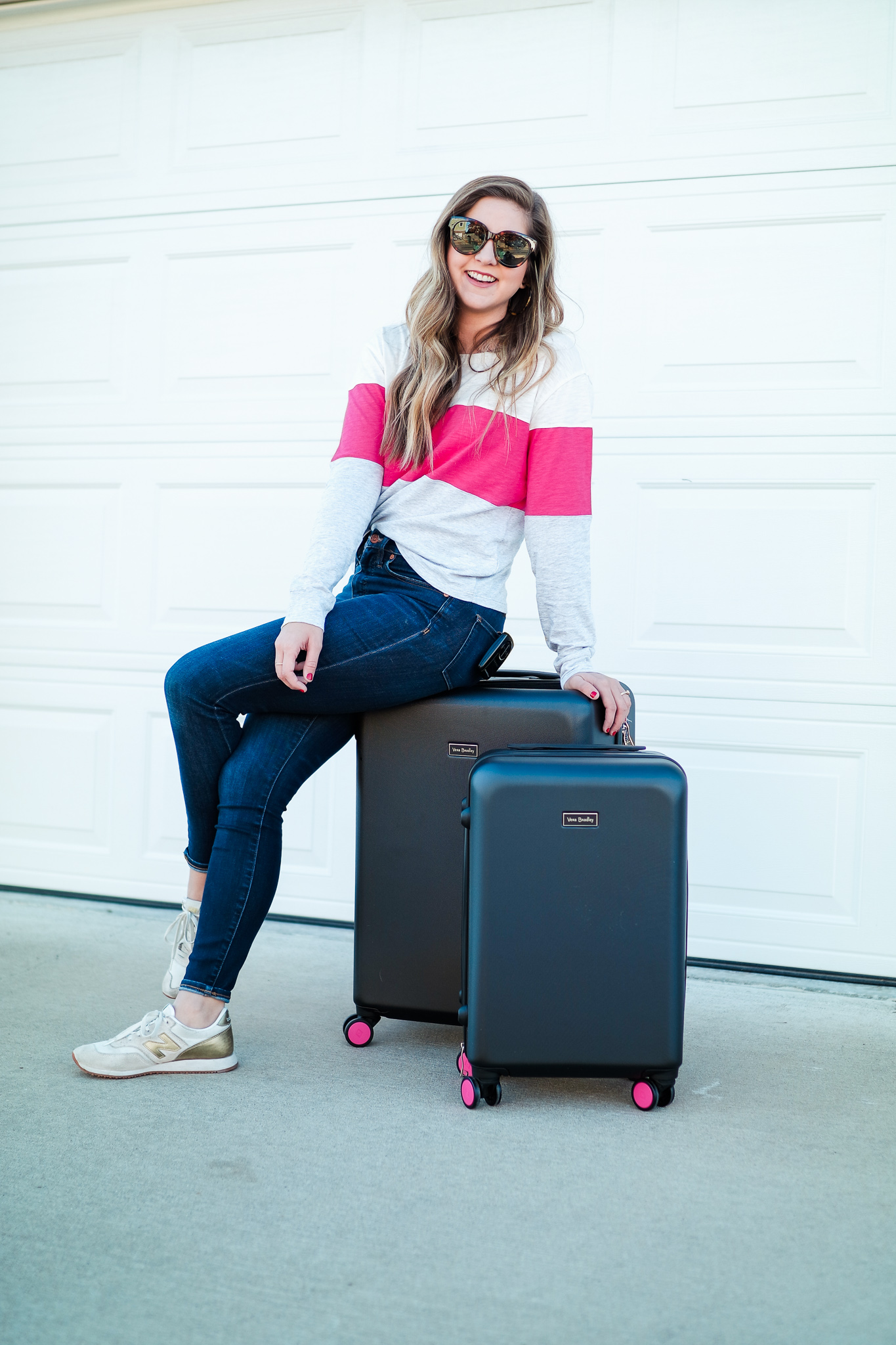 Vera Bradley Luggage Review