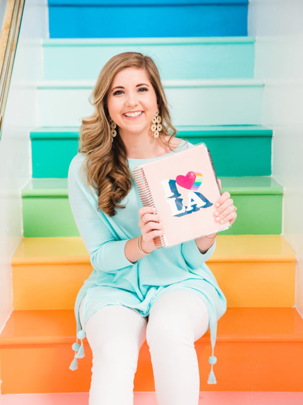 A Weekend in Los Angeles with Erin Condren