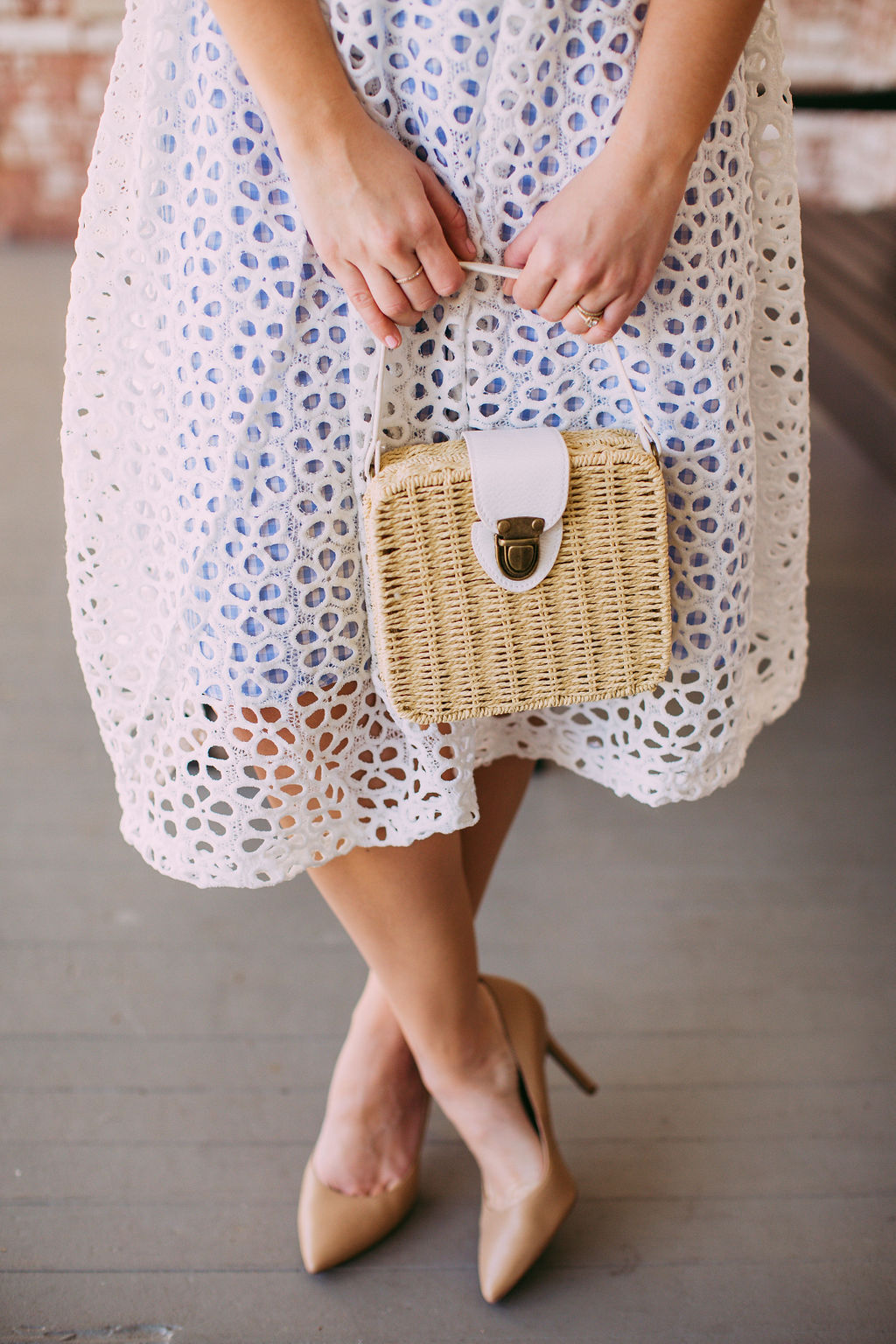 Wicker Bags Under $50 and How To Style Them