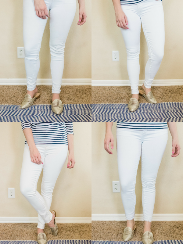 Best White Jeans Under $50 – White Jeans Showdown