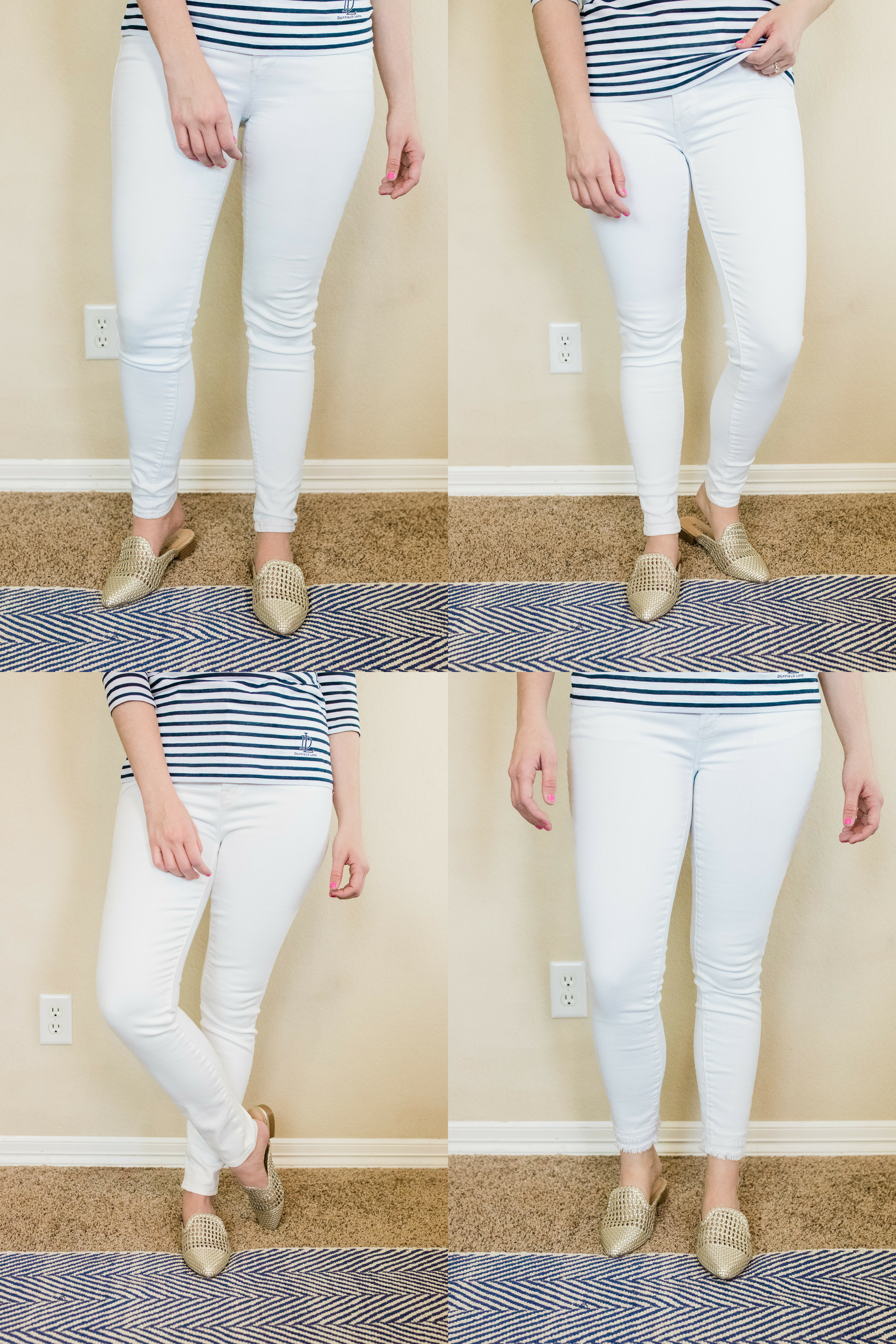9b8df0e9b8100 It s time for the ultimate white jeans showdown! One of the hardest things  for me to shop for is white jeans at an affordable price