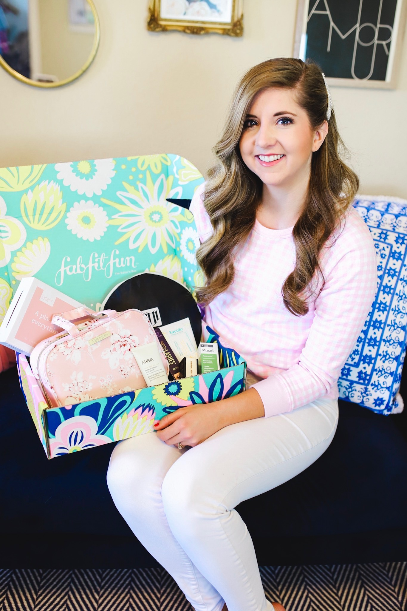 FabFitFun Spring Editor's Box 2019 Review