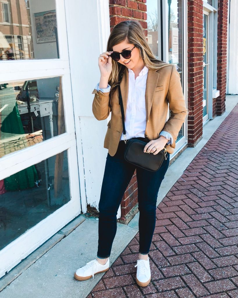 Madewell Sneakers Review And Outfit