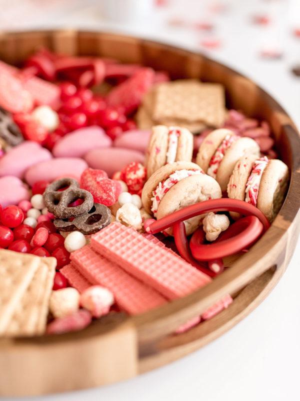 How To Make A Dessert Grazing Board