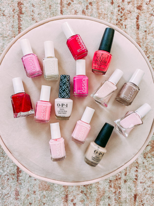 Products For The Best At-Home Manicure + My Favorite Nail Polishes