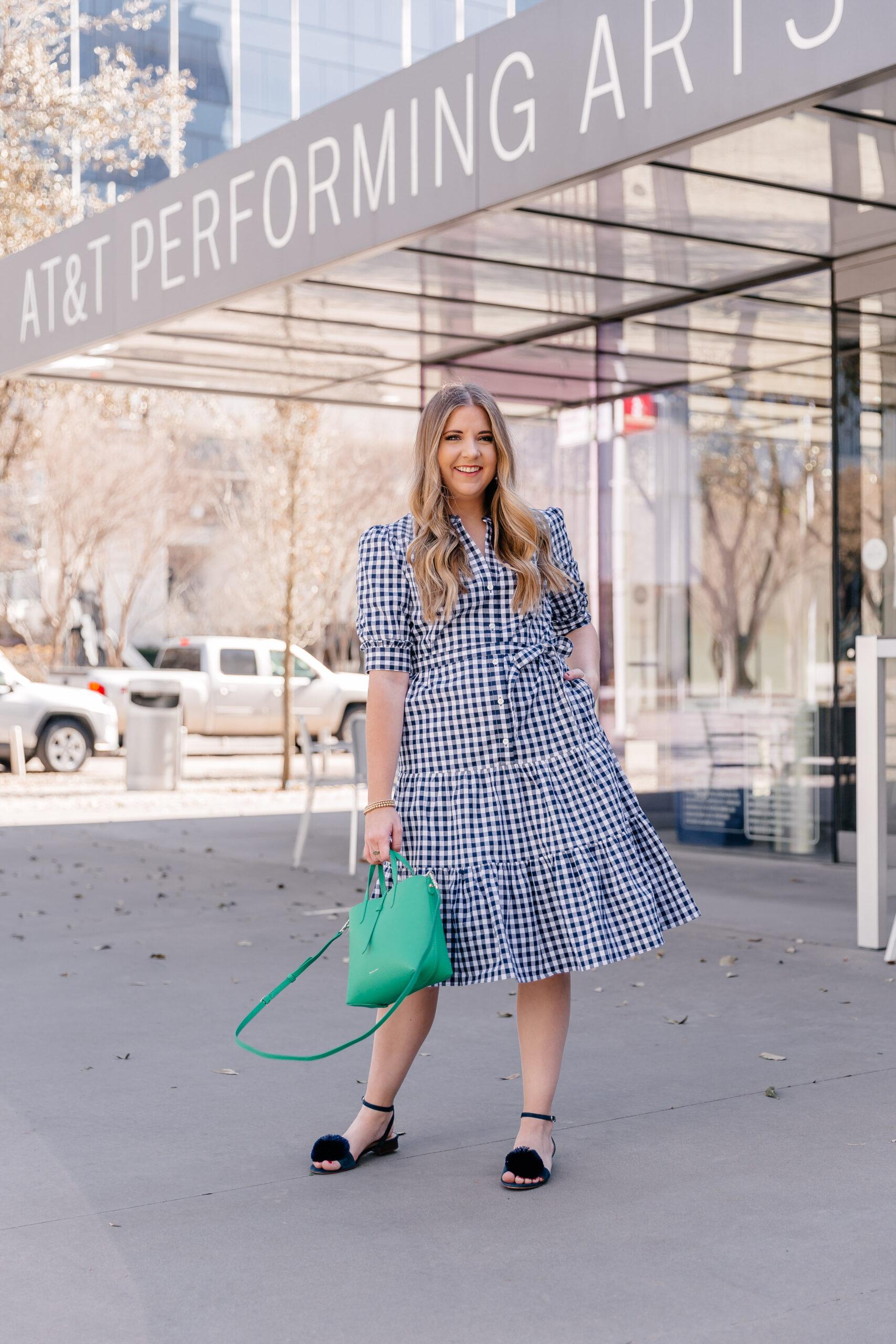 My Go-To Feel Good Dress by Draper James